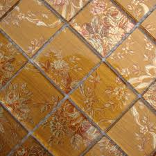 Wholesale Backsplash Tile Kitchen Wholesale Glass Tile Backsplash Pattern Yellow Crystal Mosaic