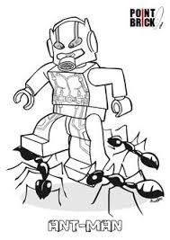 lego ant man coloring pages disegni da colorare lego marvel spiderman e goblin lego kids