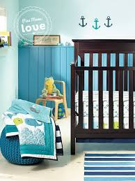 Target Nursery Bedding Sets Circo Whales N Waves Bedding Set Will Add A Splash Of Color To