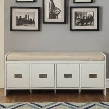 storage bench file cabinet drawer equipped storage benches you u0027ll love wayfair
