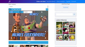 Quick Meme Generator - mememe meme generator wordpress plugin quick overview youtube
