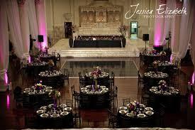 decoration mariage noir et blanc decoration de mariage violette