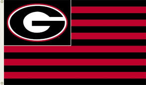 Flag Graphics Amazon Com Ncaa Georgia Bulldogs 3 By 5 Foot