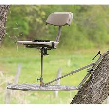guide gear 30 leveling tree stand 203506 hang on tree stands