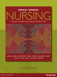 medical surgical nursing 2nd australian edition lemone