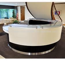 Semi Circular Reception Desk Small Reception Desk Small Reception Desk Suppliers And