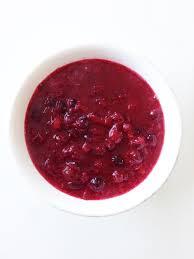 cranberry sauce thanksgiving recipe skinny cranberry sauce u2014 the skinny fork
