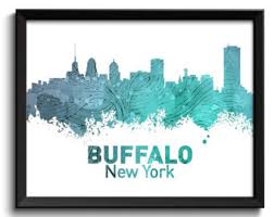 buffalo decor etsy