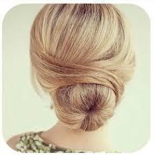 hairstyles using a bun donut chignon donut élégant classic donut bun hairstyles