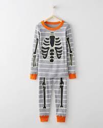 halloween pajamas for kids organic cotton pjs hanna andersson