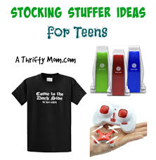 Ideas For Stocking Stuffers Stocking Stuffer Ideas For Teens