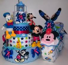 disney diaper cake motorcycle mickey and minnie mo and minnie