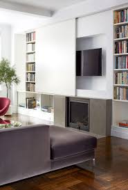 Living Room With Tv Ideas by Breathtaking Living Room With Tv On Wall Exposed Brick Wall Jpg