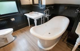 Award Winning Master Bathroom by Bathrooms Vertical Construction Group