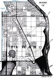 Map Of Minneapolis Kinsource 1910 Map Of Minneapolis Ward 12