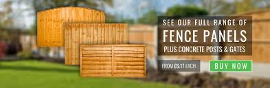 garden fence panels elite fencing panels fences