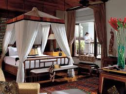 Condo For Sale In Chiang Mai Master Bedroom Thai Style Imagery - Thai style interior design