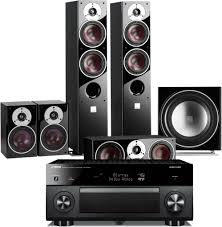 av receiver home theater yamaha rx a3060 av receiver w dali zensor 7 speaker package 5 1