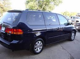 2003 honda odyssey minivan 2003 honda odyssey ex l 4dr mini w dvd and leather in