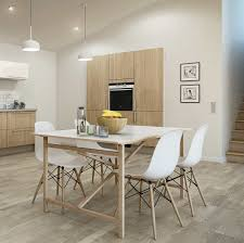 table et chaise de cuisine table de cuisine moderne table salle a manger bois et fer lepetitsiam