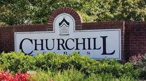 churchill farms subdivision properties and homes for sale in