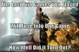 Best Video Game Memes - the best fusion memes memedroid