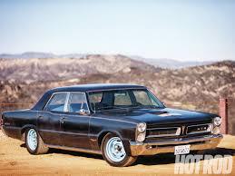 4 Door Muscle Cars - gran turismo quattroporte 1965 pontiac tempest gto rod network