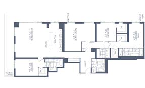 Waterfront Floor Plans Previewing Floorplans At Daniels Waterfont U0027s Lighthouse Tower