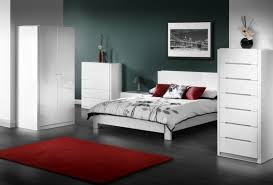 Bedroom Furniture White Gloss Bedroom Enchanting High Gloss White Bedroom Furniture Bedrooms