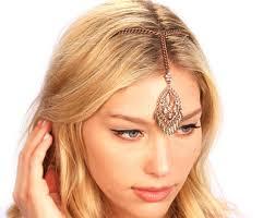 headpiece jewelry indian headpiece etsy