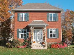 colonial home plans and floor plans small colonial house plans circuitdegeneration org