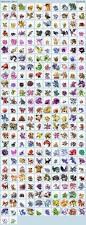 12 best all pokemon images on pinterest all pokemon video game