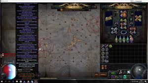 Poe Maps I Just Don U0027t Even Know What Map This Is Pathofexile
