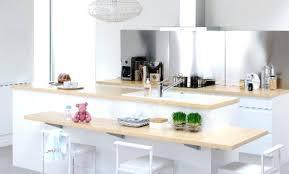cuisine pour petit espace table cuisine petit espace cuisine ouverte dans un petit espace