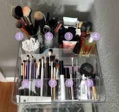 Organizing Makeup Vanity Best 25 Ikea Makeup Drawers Ideas On Pinterest Ikea Vanity