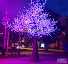outdoor big trunk cherry tree light for project building buy big