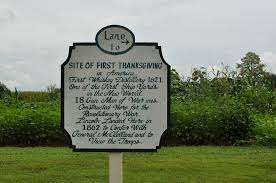 the first thanksgiving history october 2015 u2013 virginia history podcast