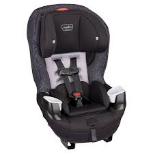 Comfortable Convertible Car Seat Evenflo Stratos Convertible Car Seat Target
