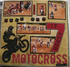 motocross racing games online motocross race day scrapbook com scrap this dirt bike fun