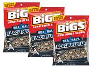 bigs sea salt u0026 black pepper sunflower seeds pounder eureka u0027s
