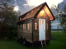 micro cottage with garage mark burton u0027s tiny houses winner of the shedworking