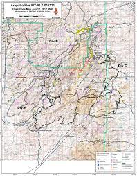 Wyoming Wildfires Map Arapaho Fire Wildlandfires Info