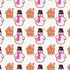 snowman small house background winter background christmas