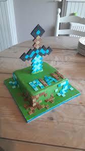 25 beste ideeën over minecraft taart op pinterest minecraft