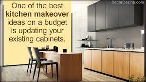 kitchen makeover ideas kitchen makeover ideas