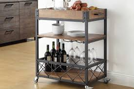 6 portable kitchen islands to solve your small kitchen woes