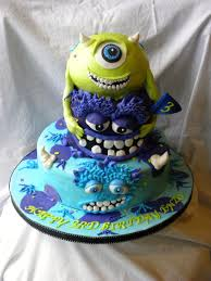 monster inc cake cakecentral com