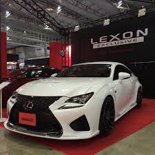 lexus rc f body kits usdm kyoei usa