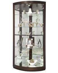 wayfair corner curio cabinet glass corner china curio cabinets you ll love wayfair ca
