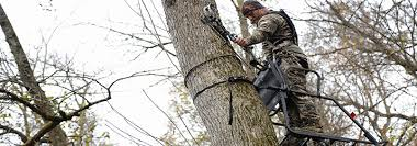 deer stands treestands ladder climbing two person stands